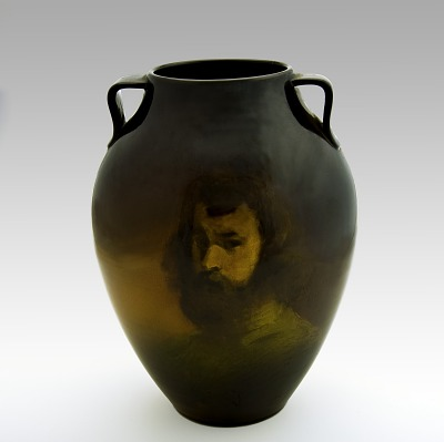 Rookwood Portrait Vase