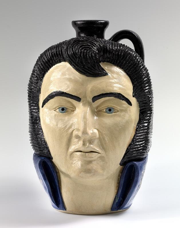Image for Elvis Presley Face Jug #4