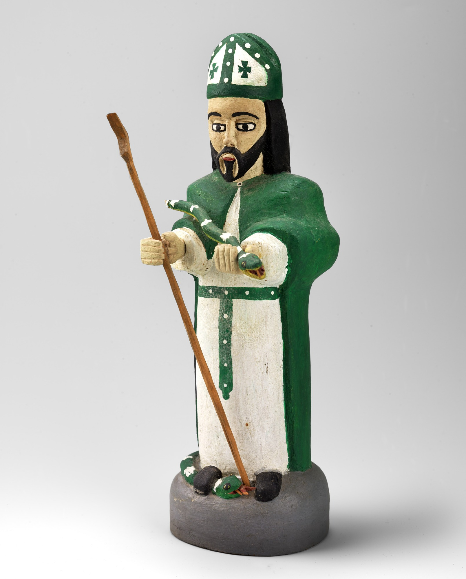 images for Saint Patrick Missionary of Ireland