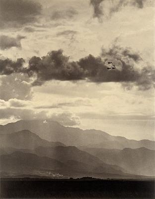 Pikes Peak and Colorado Springs