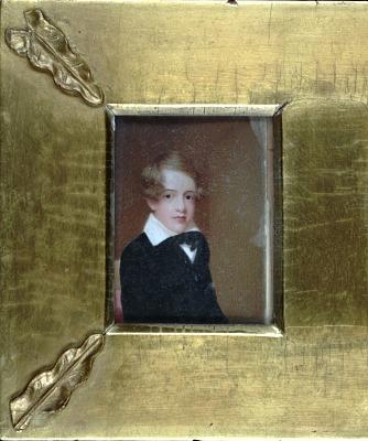 Brother of the Van Buren Family