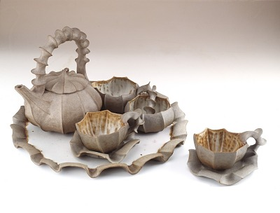 Tea Set (tray)