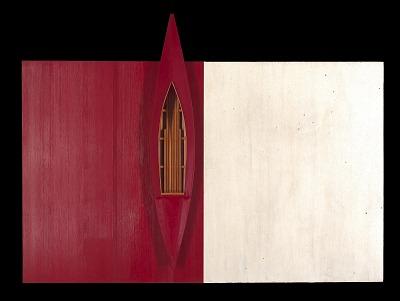 Red Board Gray Board/Red Boat