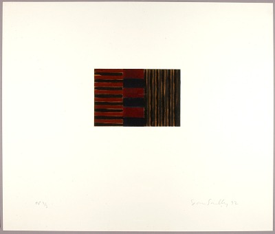 Untitled (print # 6), from the portfolio Heart of Darkness