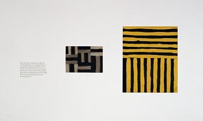 Sticks, Little Sticks..., from the Exhibition portfolio for Heart of Darkness