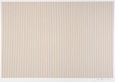 Untitled (Pink, Yellow and White)