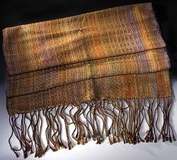 16 Harness Pattern Shawl