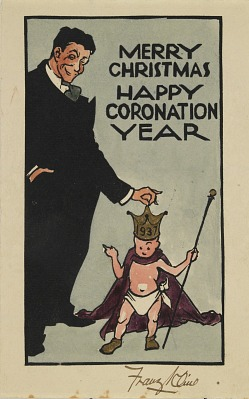 Merry Christmas Happy Coronation Year