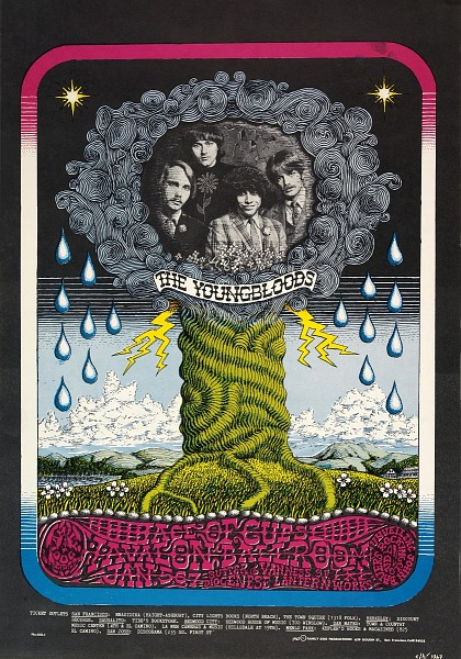 Image for Rocking Cloud (The Youngbloods, Ace of Cups...Avalon Ballroom, San Francisco, California, 1/5/67 - 1/7/67)