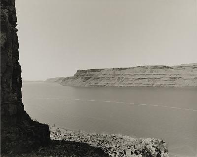 Wallula Gap from Sister's Butte, Walla Walla Co. Washington