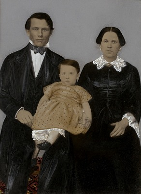 [Father, Mother, and Child]