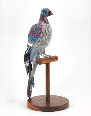 Biodiversity Reclamation Suit: Passenger Pigeon
