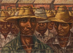 "Domingo Ulloa's ""Braceros"": and ""Bittersweet Harvest"": Using Art and Historical Documentation to Deepen Understanding"