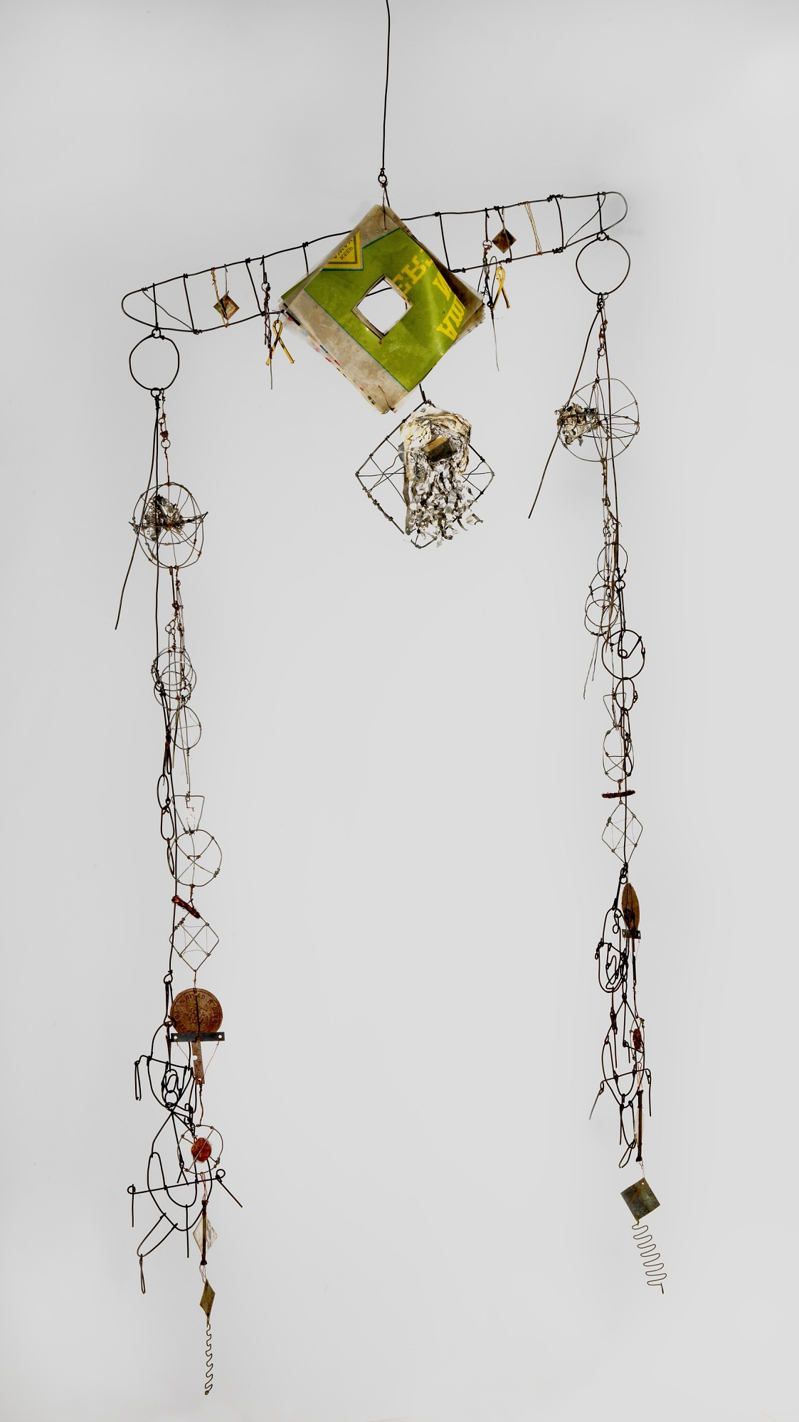 Untitled (Individual element from The Healing Machine)
