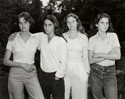 The Brown Sisters: Forty Years in Forty Portraits