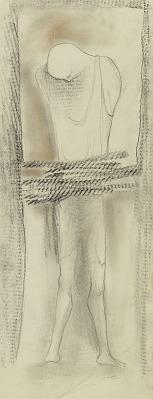 Untitled Study for Prisoner Sculpture