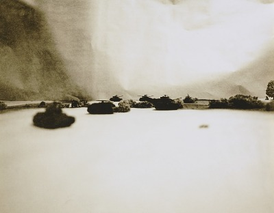 Untitled, from the series Hitler Moves East