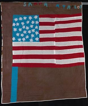 Untitled (American Flag)