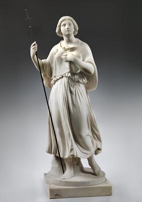 Christian Pilgrim in Sight of Rome