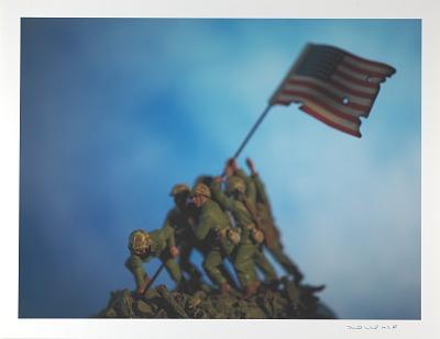 Iwo Jima from the series History