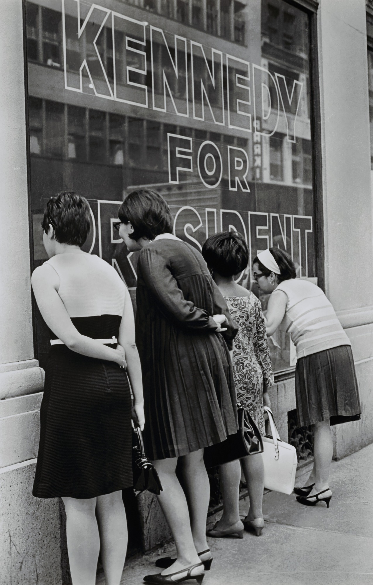 images for Robert Kennedy's Campaign Office, New York