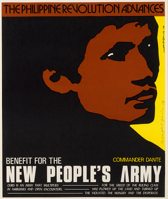 Benefit for the New People's Army