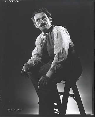 Thomas Hart Benton [photograph] / (photographed by Peter A. Juley & Son)
