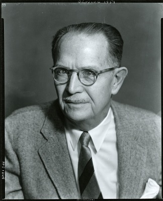 Frank C. Bensing [photograph] / (photographed by Peter A. Juley & Son)
