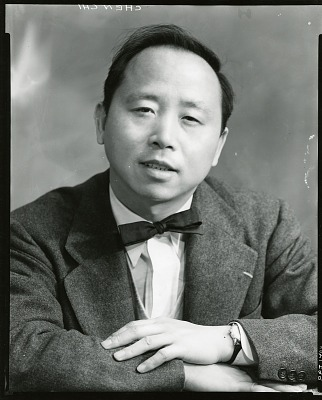 Chi Chen [photograph] / (photographed by Peter A. Juley & Son)