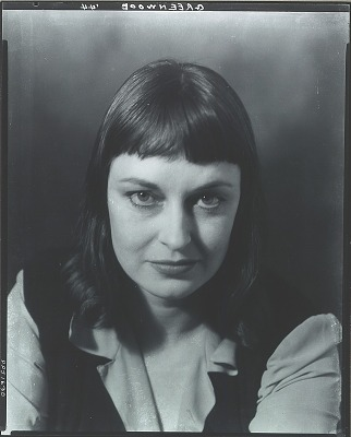 Marion Greenwood [photograph] / (photographed by Peter A. Juley & Son)