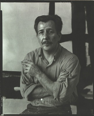 Franz Kline [photograph] / (photographed by Peter A. Juley & Son)