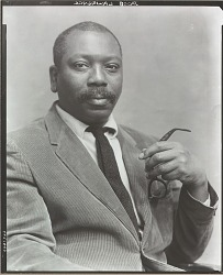 Jacob Lawrence [photograph] / (photographed by Peter A. Juley & Son)