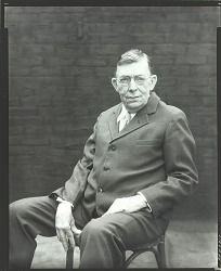 William Andrew Mackay [photograph] / (photographed by Peter A. Juley & Son)