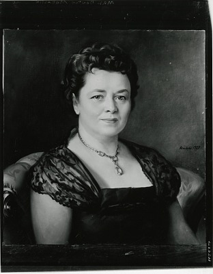 Mrs. Benton Mecaslin [painting] / (photographed by Peter A. Juley & Son)