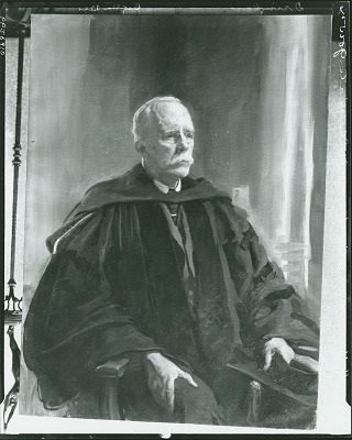 Dr. Henry Sturgis Drinker [painting] / (photographed by Peter A. Juley & Son)