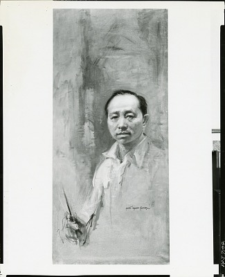 Chi, Ghen [painting] / (photographed by Peter A. Juley & Son)