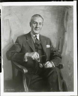 Miller [painting] / (photographed by Peter A. Juley & Son)