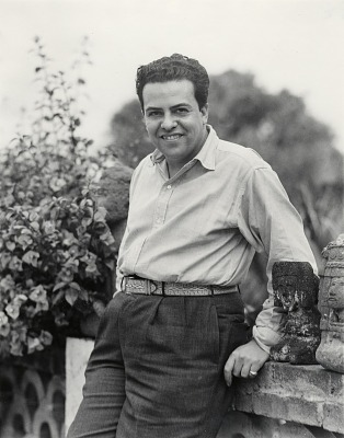 Miguel Covarrubias [photograph] / (photographed by Peter A. Juley & Son)