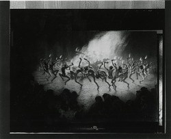 Navajo Fire Dance [painting] / (photographed by Peter A. Juley & Son)