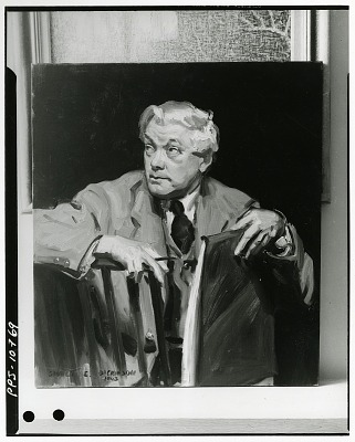 Abraham Walkowitz [painting] / (photographed by Peter A. Juley & Son)
