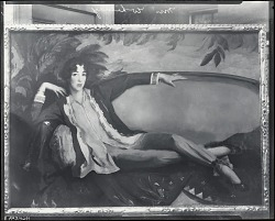 Gertrude Vanderbilt Whitney [painting] / (photographed by Peter A. Juley & Son)