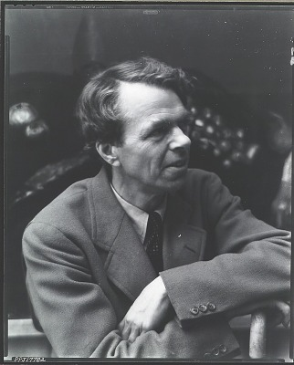 Boris Grigoriev [photograph] / (photographed by Peter A. Juley & Son)