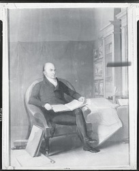 John Quincy Adams [painting] / (photographed by Peter A. Juley & Son)