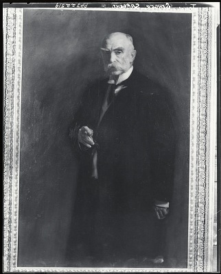 James Coolidge Carter [painting] / (photographed by Peter A. Juley & Son)