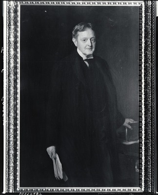 Joseph Hodges Choate [painting] / (photographed by Peter A. Juley & Son)