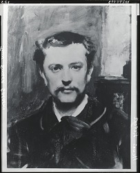 Henri Lefort [painting] / (photographed by Peter A. Juley & Son)