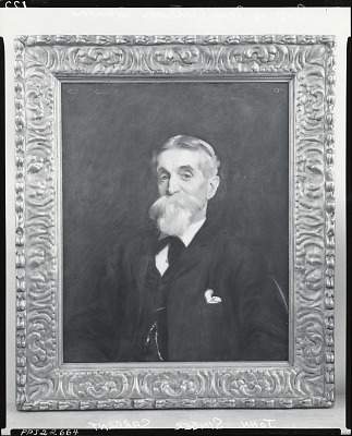 Benjamin P. Kissam [painting] / (photographed by Peter A. Juley & Son)