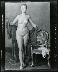Modern Venus, Nude [painting] / (photographed by Peter A. Juley & Son)