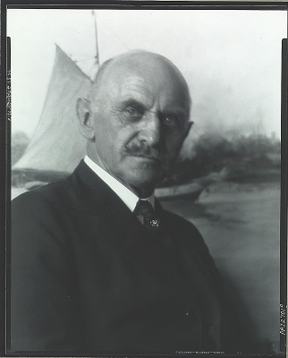 Charles P. Gruppe [photograph] / (photographed by Peter A. Juley & Son)