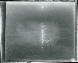 Moonlight on Charleston Harbor [painting] / (photographed by Peter A. Juley & Son)